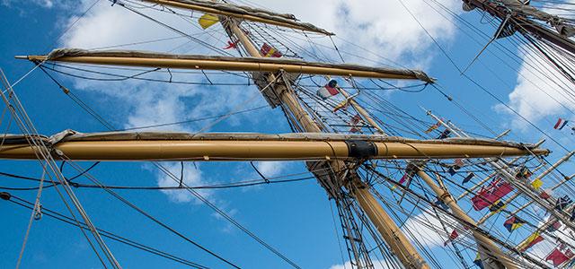 Kernow Blog - Falmouth Tall Ships 2014 photo 1-1 © Keith Littlejohns