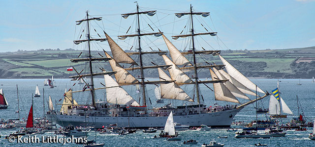 Falmouth-Tall-Ships-2014-Dar-Mlodziezy-2-1