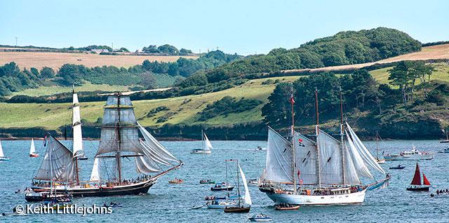 Falmouth-Tall-Ships-2014-Parade1