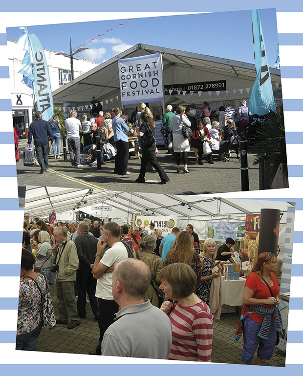 The Great Cornish Food Festival 2015